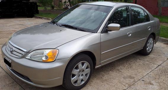 Honda Civic Lx Sedan 4p 1.66 Mod.2004