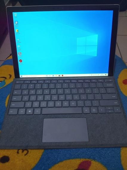 Microsoft Surface Pro 6 1796 I5 8 Geração 8gb Ram 256ssd Top