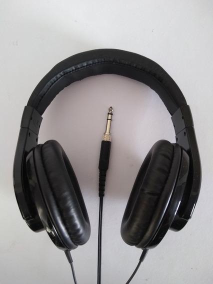 Fone Shure Srh240a Com Adaptador P10