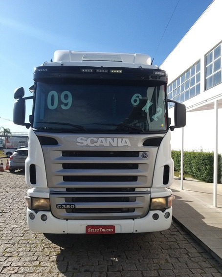 Scania G380 6x2 Selectrucks