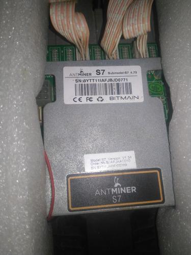 Tarjeta Controladora Antminer S7 O Bbboar 4.7 Th