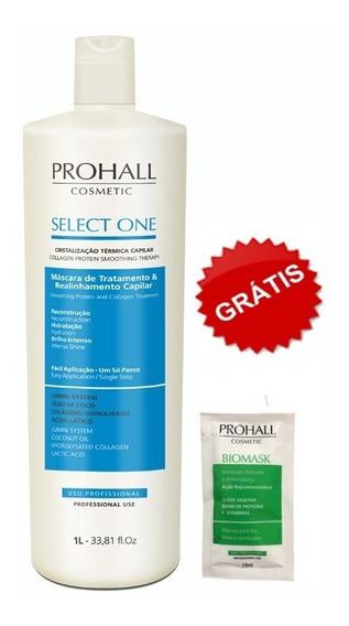 Progressiva Organica Produtos Cabelo Tratamentos Escova 1l