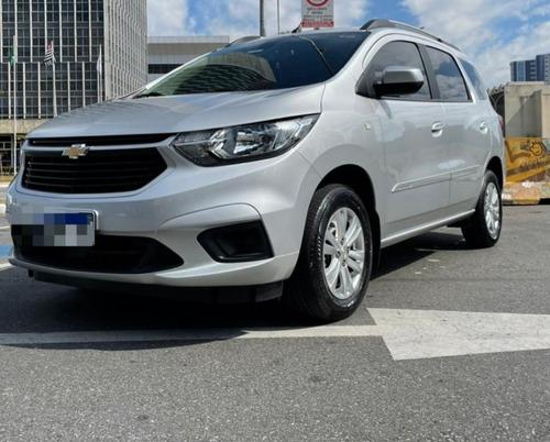 Imagem 1 de 11 de Chevrolet Spin 2020 1.8 Lt 5l Aut. 5p