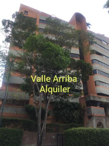 Alquiler Apartamento En Valle Arriba