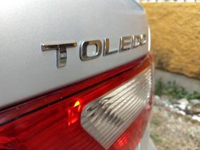 Seat Toledo 1.8 Signo 125hp Mt 2004