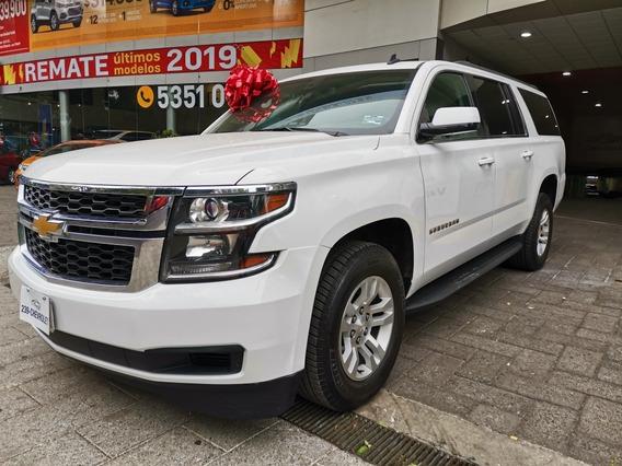 Chevrolet Suburban 5.4 Ls Tela At 2017 Somos Agencia