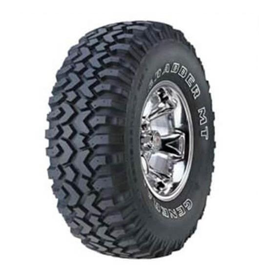 Pneu General Tire 33x12,50r15 Grabber Mt 108q 6l - Gbg Pneus