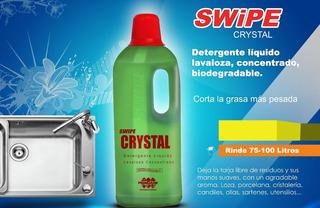 Lava Trastes Swipe Crystal 1l