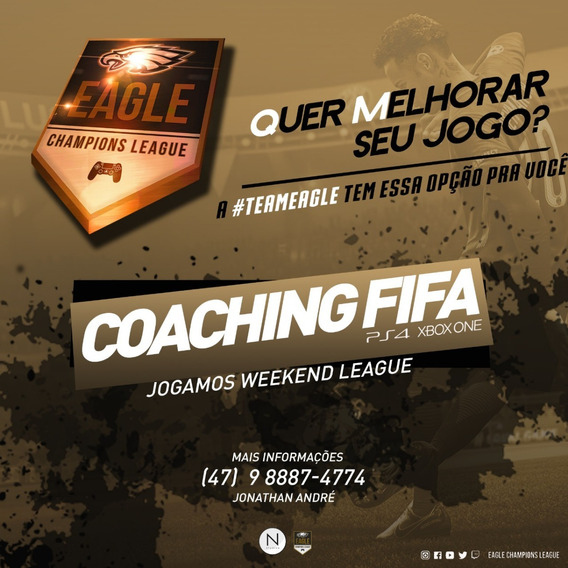 Coaching Fifa 19 - Ps4