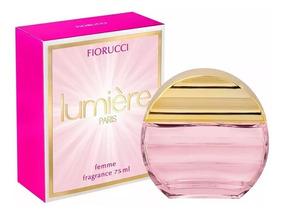 Perfume Deo Colônia Feminino Lumière 75ml Fiorucci