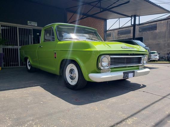 Chevrolet C-10 6cc Câmbio Na Coluna