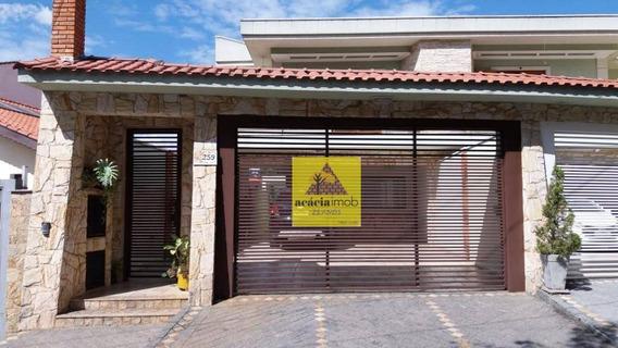 Sobrado Com 4 Dormitórios À Venda, 350 M² Por R$ 1.500.000,00 - City Recanto Anastácio - São Paulo/sp - So2419