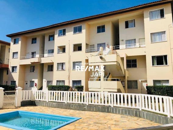 Apartamento 2 Dormitórios Para Alugar, 58 M² Por R$ 1.000/mês - Eloy Chaves - Jundiaí/sp - Ap2530