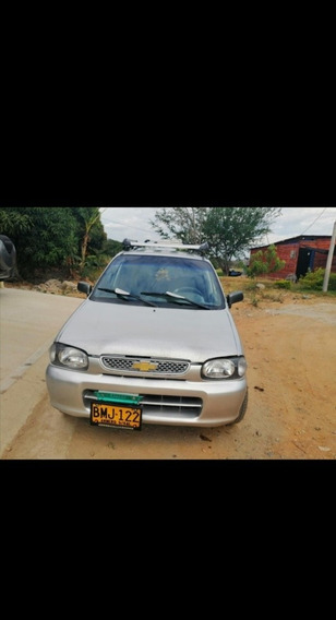 Chevrolet Alto 1.0 16v 2002