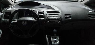Honda New Civic Lxs Automatico E Couro.