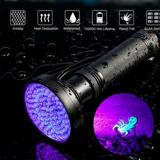 Linterna Ultravioleta Detector Billete Falso Dinero Falso
