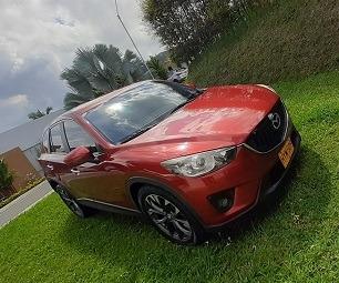 Mazda Cx5 Automatica Pereira 2014