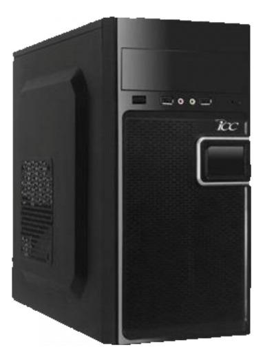 Computador Vision Iv2582k Intel I5, 8gb, 1tb - Icc
