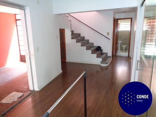 Imagem 1 de 15 de Casa Residencial Ou Comercial A Venda No Campo Belo Com 3 Quartos - 62030699
