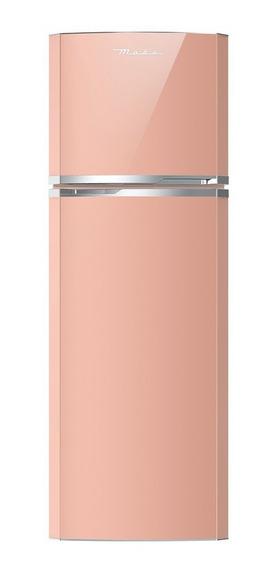 Refrigerador Automático 10 Pies Nuevo Salmón Mabe - Rma1025v