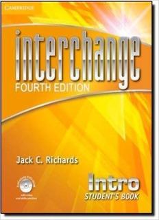 Libro Interchange Intro - 4ta Edicion ( Bl Y Ng) Pack De 2