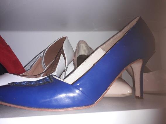 Zapatos Saverio Di Rici/no Sarkani No Cher No Prune