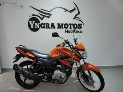 Yamaha Ys Fazer 150 Sed 2014 Linda