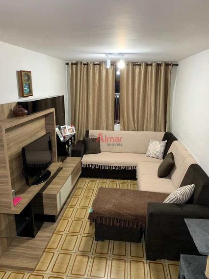 Apto 2 Dorm Opção Para 3 Dorm Cohab Ii R$ 150 Mil - V7670