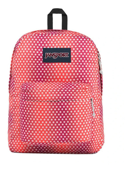 Mochila Jansport Moda Superbreak Na/fu