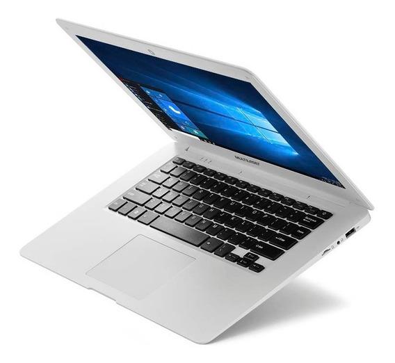 Notebook 14 2gb / 64gb - Atom / Win / Branco - Pc110