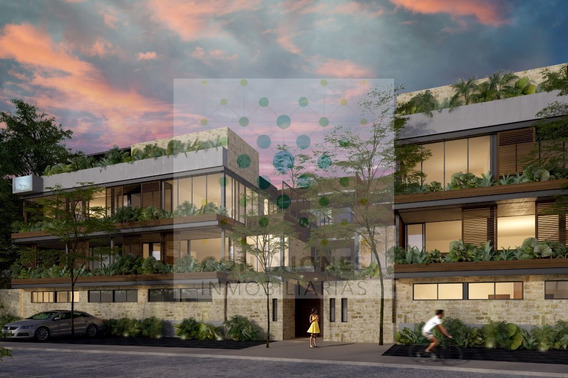 Exclusivos Departamentos En Condominio En Zona La Privada De Aldea Zama, Tulum