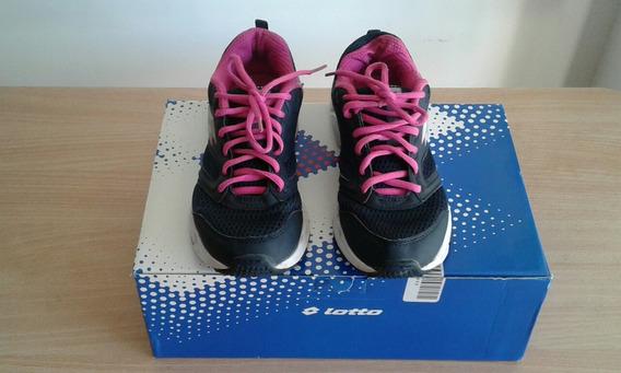 Zapatillas Loto Speedride Mujer Nro. 6.5 $599
