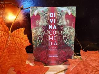 Dante Divina Comedia Edicion Con Grabados O Ilustrada Mirlo