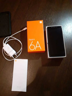 Xiaomi Redmi 6a 16gb 2gb Libre 4g