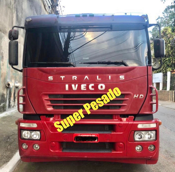 Iveco Stralis Hd 380 Toco