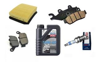 Kit Mantencion Honda Cb190r / Invicta 150 /storm 125 + Envío