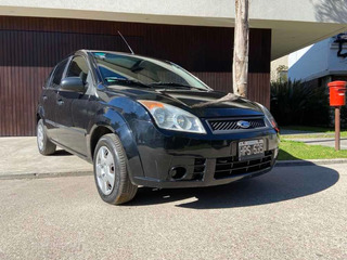 Ford Fiesta 1.6 Ambiente Plus Mp3 2007