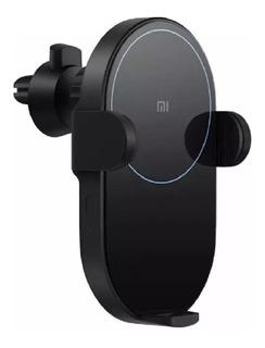 Carregador Veicular Sem Fio Xiaomi Sensor Infravermelho 20w Rápido