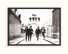 Pôster The Beatles - Média