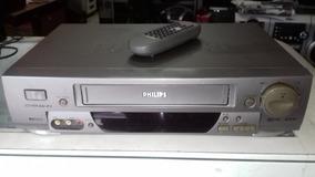 Videocassete Philips Vr 788 6 Head (ler O Anúncio)