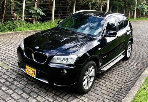 Bmw X3 F25 2.0i Biturbo / Automática / 4x4 / Gasolina.
