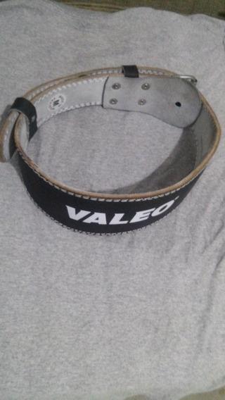 Cinturon Faja Marca Valeo Para Carga Gym Trabajo 4 Pulgadas
