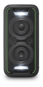 Mini System Sony Gtk Xb5 Com Extra Bass, Bluetooth, Nfc, Led