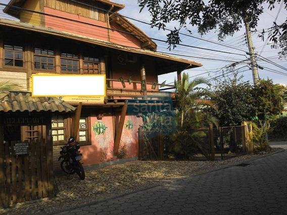 Pousada Comercial À Venda, Rio Tavares, Florianópolis. - Po0008