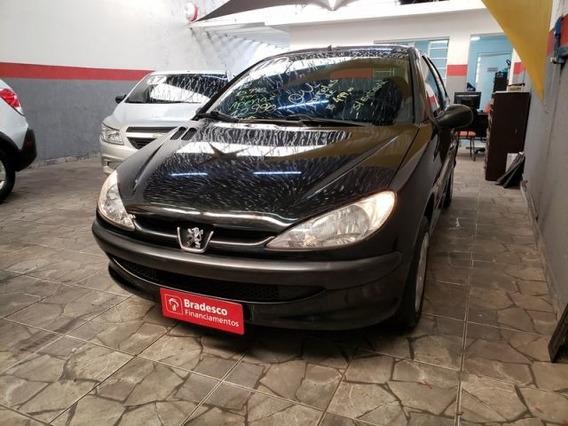 Peugeot 206 Sensation 1.4 8v Flex, Zzz1030