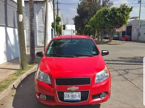Chevrolet Aveo 1.6 Ltz L4 Man Mt 2014 Estandar