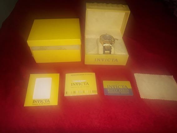Relógio Invicta De Luxo Original Automático