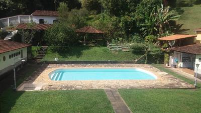 Granja 3 Quartos Suíte Piscina Esp Gourmet - Jardim Da Serra