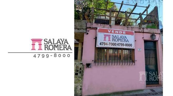 Venta Ph Reciclado Para 2 Familias Con Terraza Y Jardín En Olivos