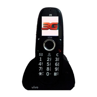 Telefone Fixo Chip Gsm 3g Zte Wp750 Novo Claro Tim Oi Vivo